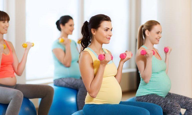 Бременност и спорт