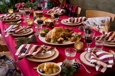 Най-светлите празници и коледната трапеза